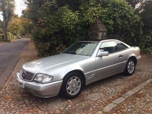 1996 Mercedes R129 SL500 Pano Roof 75k miles FSH