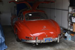 #23334 1956 Mercedes-Benz 300SL Gullwing For Sale