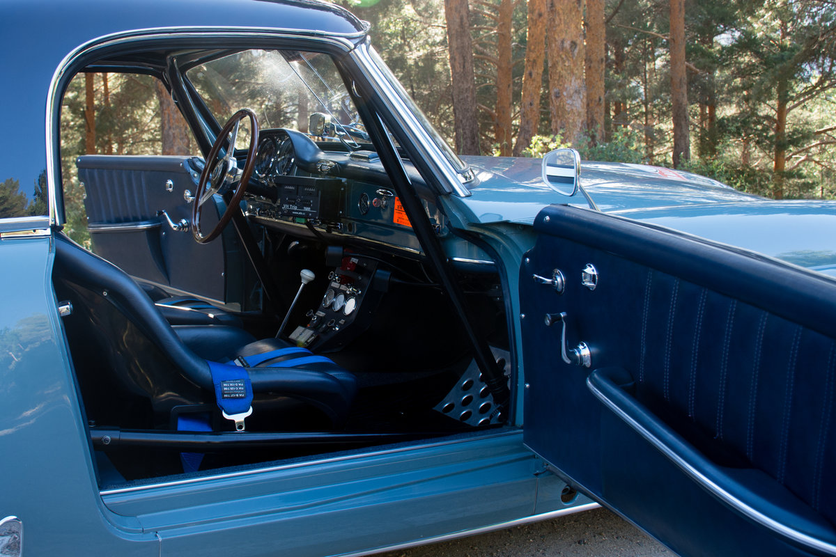 1962 Mercedes-Benz 190SL Montecarlo Historic Rally Elegible For Sale (picture 4 of 6)