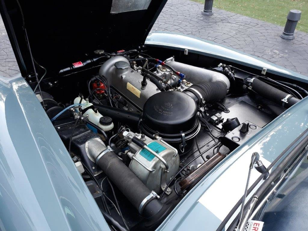 1962 Mercedes-Benz 190SL Montecarlo Historic Rally Elegible For Sale (picture 5 of 6)