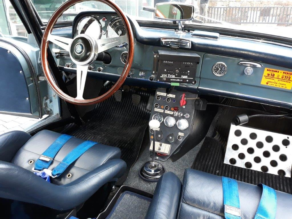 1962 Mercedes-Benz 190SL Montecarlo Historic Rally Elegible For Sale (picture 6 of 6)