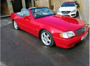 1992 Mercedes SL 300 immaculate For Sale