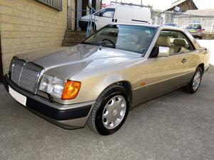 1991 Mercedes W124 300CE Auto Coupe - 82K Mls - FSH - High Spec