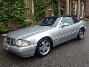 1999 SL Class 2 former keepers genuine low miles