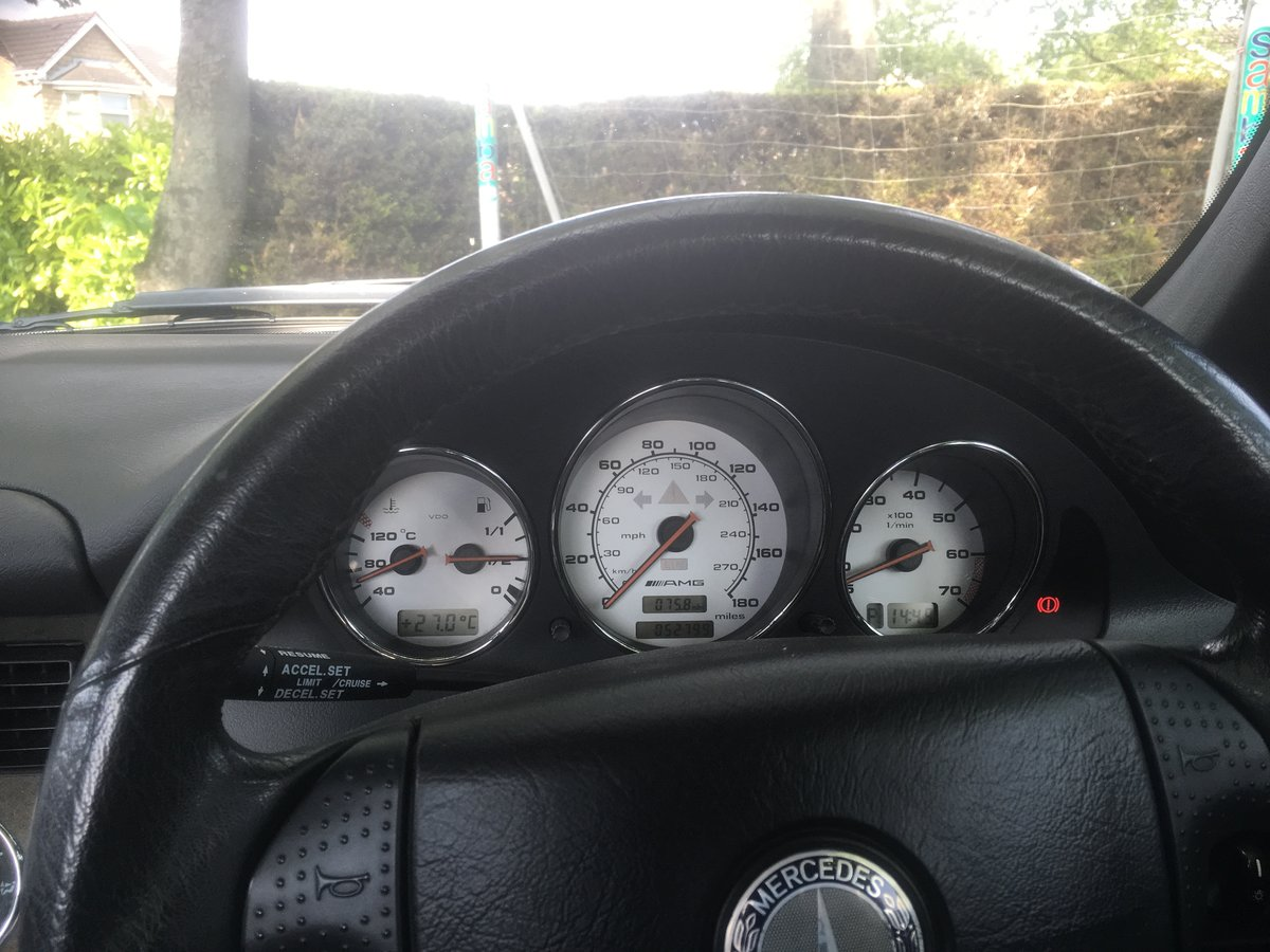 2002 Mercedes benz slk32amg  For Sale (picture 5 of 6)