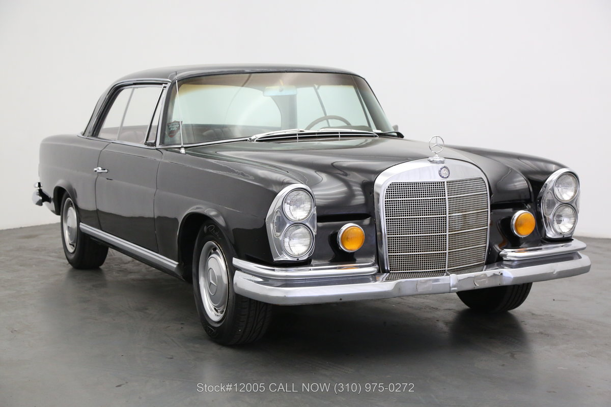 1964 Mercedes-Benz 220SE Coupe For Sale (picture 1 of 6)