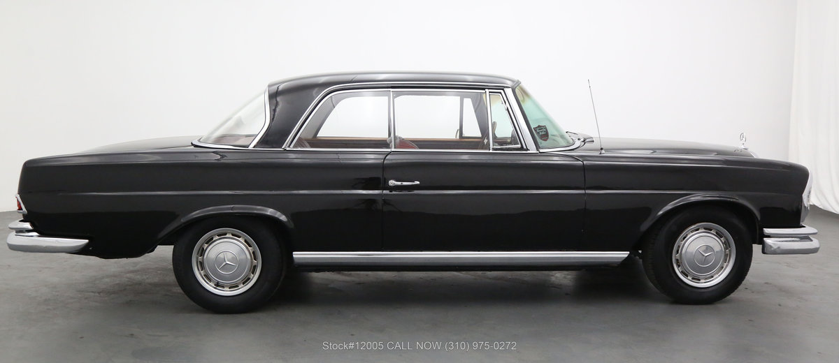 1964 Mercedes-Benz 220SE Coupe For Sale (picture 2 of 6)