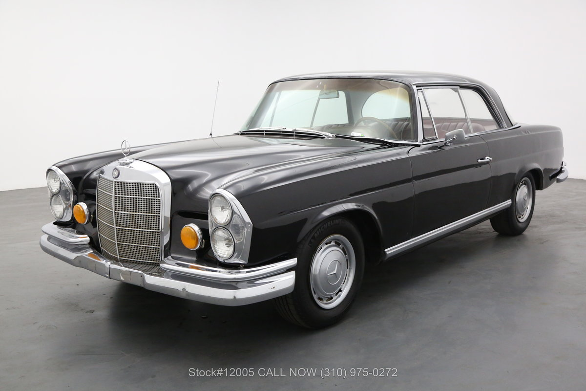 1964 Mercedes-Benz 220SE Coupe For Sale (picture 3 of 6)