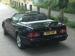 Mercedes SL320 R129 V6