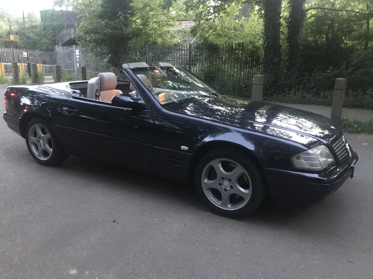 2001 Mercedes SL320 R129 V6 For Sale (picture 5 of 5)