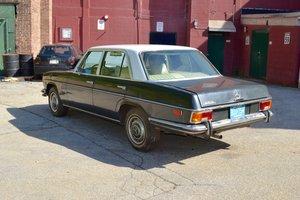 1972 Mercedes 280 Barnfind For Sale