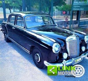 Mercedes (W180) Ponton 220a (1957) RESTAURATA