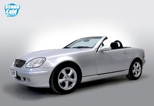 Picture of 2001 Mercedes SLK320 DEPOSIT TAKEN SOLD