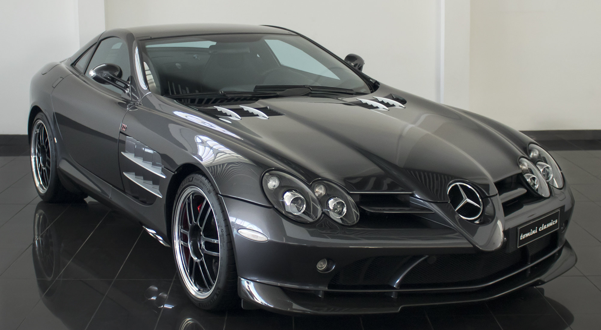 Mercedes-Benz SLR McLaren 722 (2007) For Sale (picture 1 of 6)