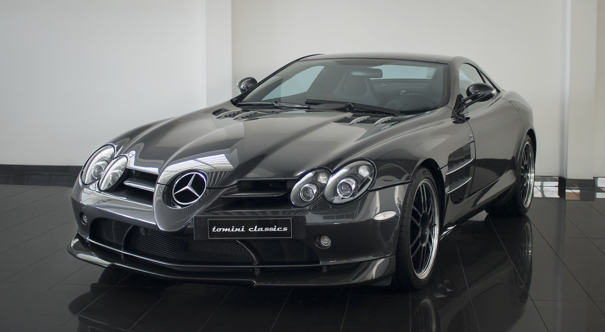 Mercedes-Benz SLR McLaren 722 (2007) For Sale (picture 2 of 6)