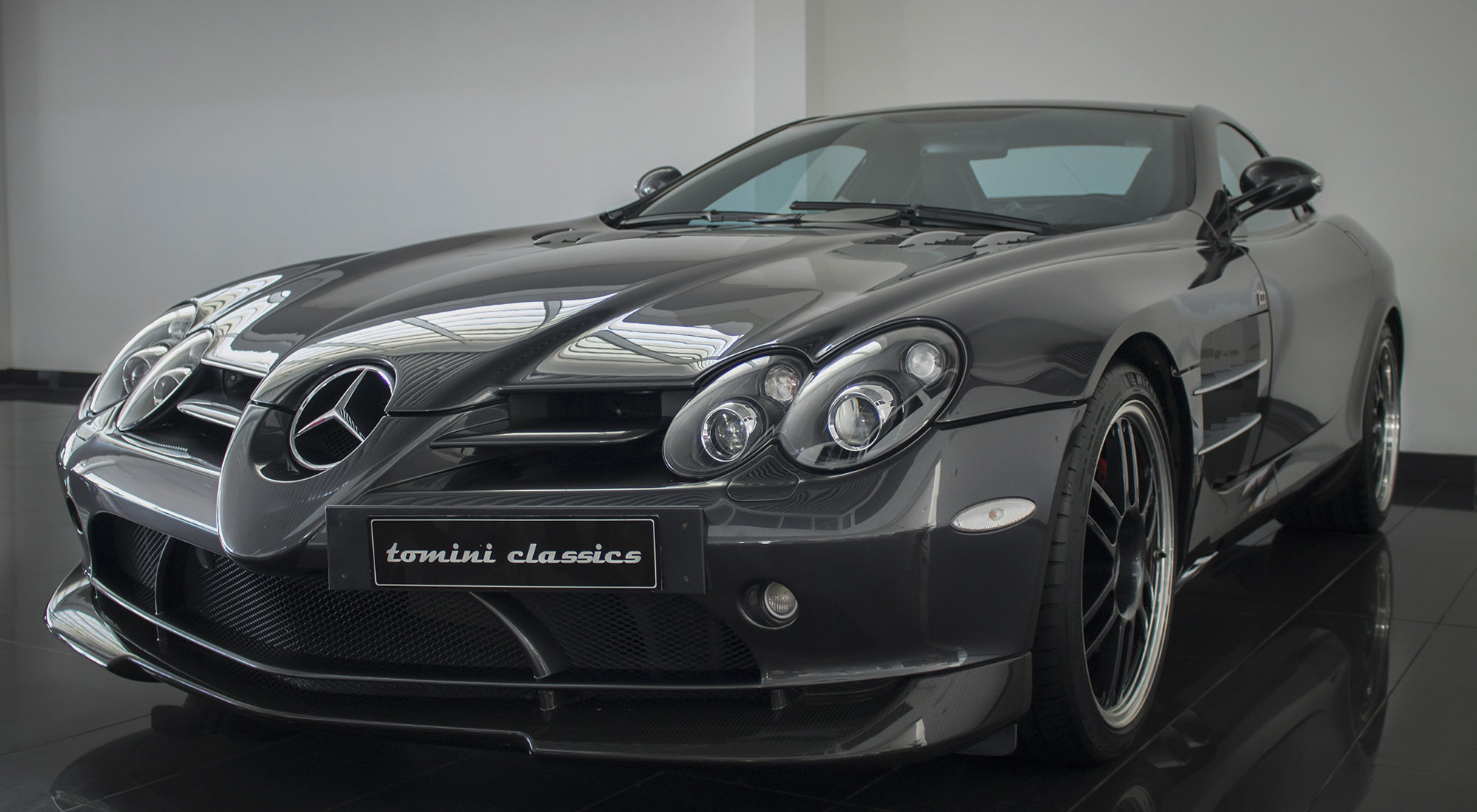 Mercedes-Benz SLR McLaren 722 (2007) For Sale (picture 4 of 6)