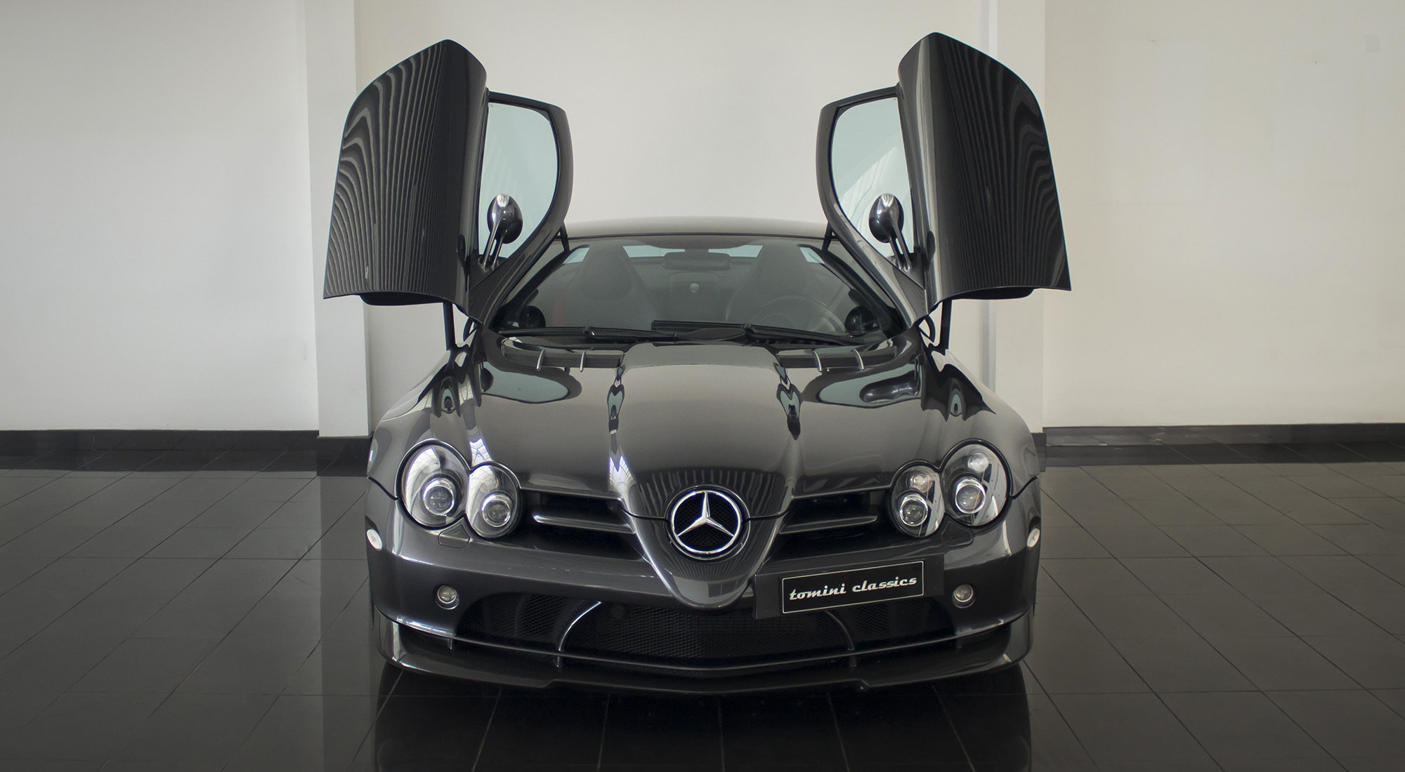 Mercedes-Benz SLR McLaren 722 (2007) For Sale (picture 5 of 6)