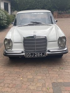 1971 Mercedes Benz 280SE For Sale