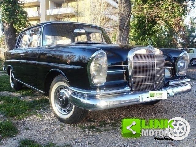 Mercedes 220 s codine del 1962 For Sale (picture 1 of 6)