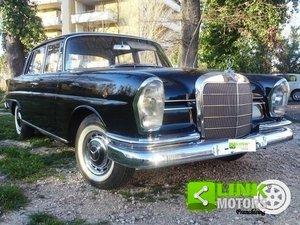Mercedes 220 s codine del 1962