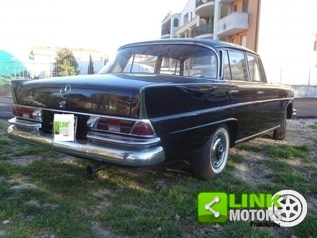 Mercedes 220 s codine del 1962 For Sale (picture 2 of 6)