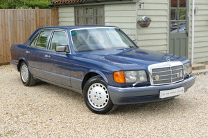 1990 (G) Mercedes-Benz 420SE Automatic W126