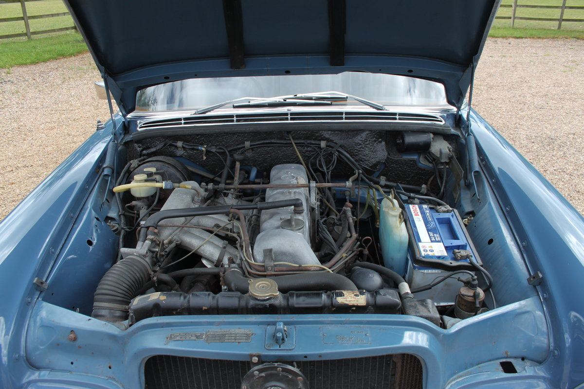 1971 Mercedes 280SE 69000 miles 1 owner FMBSH For Sale (picture 6 of 6)