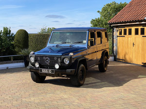 1989 Mercedes G Wagon 300GD Full Merc History