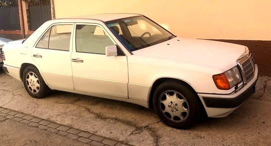 1992 Mercedes 280e w124  one of the last a/c mint