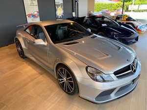 2008 SL 65 AMG Black Series