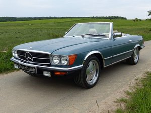 Mercedes-Benz 280 SL - gorgeous Roadster