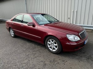 Picture of 2003 MERCEDES-BENZ S-CLASS 3.2 S320 CDI 204 BHP DIESEL W220 SOLD
