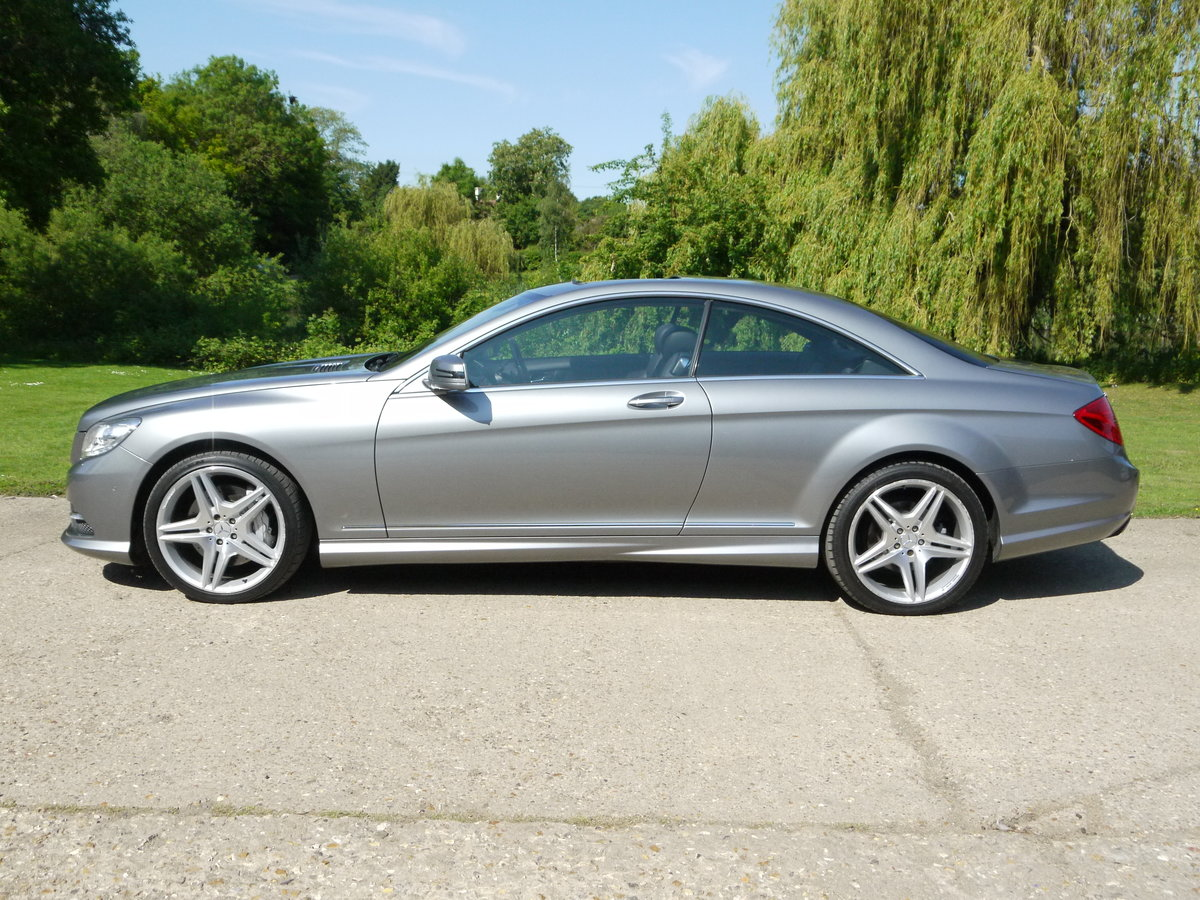 2014 Mercedes CL500 4.7 V8 7G-Tronic Auto Start-Stop BlueEFF For Sale (picture 2 of 6)