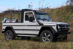 Mercedes-Benz G 230 E Cabrio 8 Seats