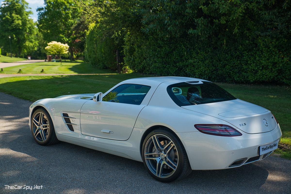 2011 Mercedes Benz SLS AMG Coupe - Low Miles! For Sale (picture 4 of 6)