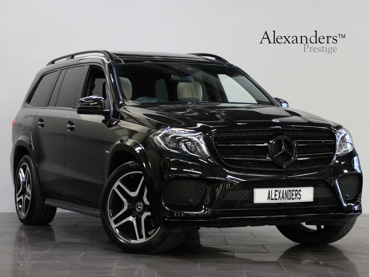 2019 19 19 MERCEDES BENZ GLS 350D GRAND EDITION AUTO For Sale (picture 1 of 6)