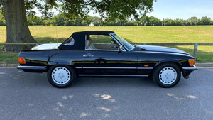 1989 Mercedes 300 SL 107 ONE OF THE LAST RUST FREE CAR