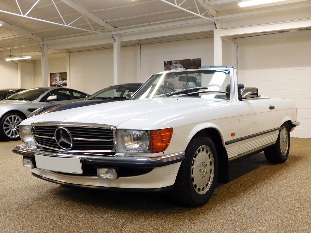 1988 MERCEDES 300 SL FOR SALE For Sale (picture 1 of 6)