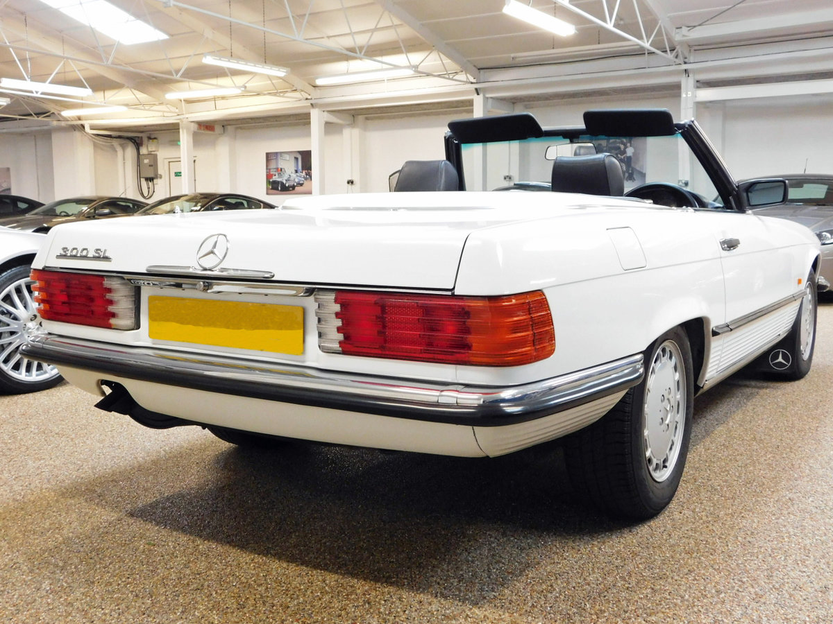 1988 MERCEDES 300 SL FOR SALE For Sale (picture 2 of 6)