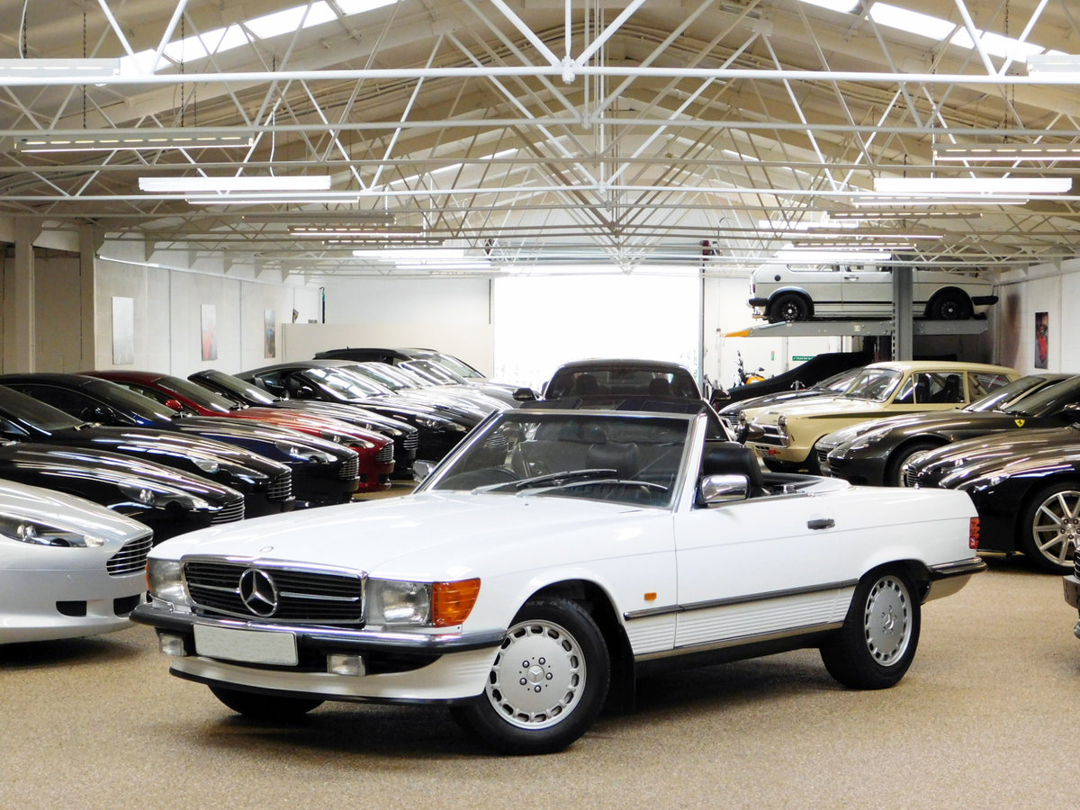 1988 MERCEDES 300 SL FOR SALE For Sale (picture 3 of 6)