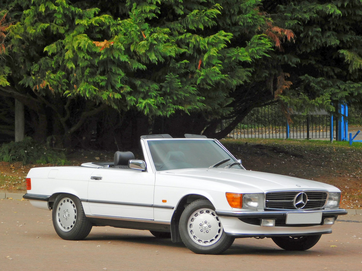 1988 MERCEDES 300 SL FOR SALE For Sale (picture 4 of 6)