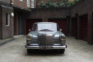 1966 Mercedes Benz W110 230 Fintail LHD For Sale