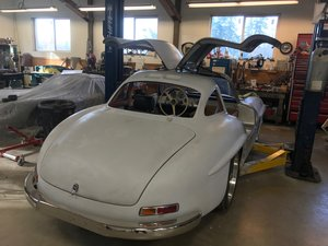 1957 Mercedes Benz 300SL Gullwing For Sale