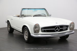 1967 Mercedes-Benz 250SL For Sale