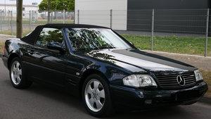2000 Mercedes-Benz Roadster SL 320 R129 Cabriolet