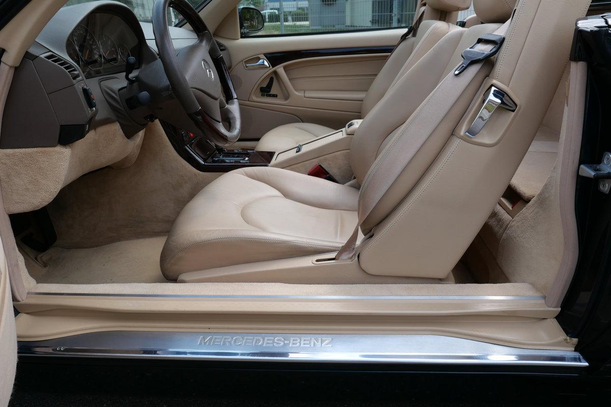 2000 Mercedes-Benz Roadster SL 320 R129 Cabriolet SOLD (picture 5 of 6)