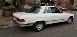 Mercedes 280 SLC  GENUINE LOW MILEAGE COUPE