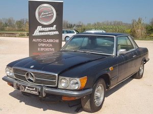 1973 Mercedes-benz 450 slc c107-coupe' For Sale