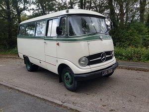 1960 Mercedes benz 0319 bus Ultra rare