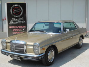 MERCEDES-BENZ W114 250/8 C -COUPE'  -clima